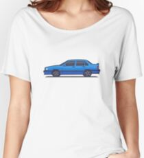 Volvo 850 T-5R Saloon (Blue) Women's Relaxed Fit T-Shirt