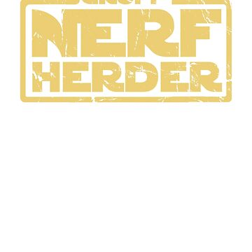 Scruffy Nerf Herder by Irregulariteez