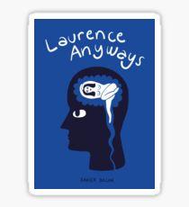 Laurence Anyways - Movie Sticker