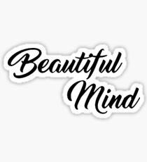 Beautiful Mind 3 Sticker