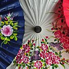 Paper Umbrellas of Thailand by Ian Mitchell