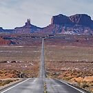 Monument Valley National Park in Arizona, USA by Josef Pittner
