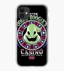 Oogie's Casino iPhone Case
