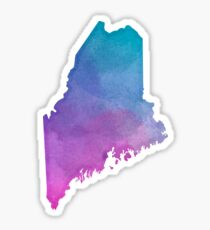 Maine Sticker
