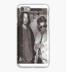 Keanu & River iPhone Case/Skin