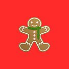 Gingerbread man  by vdBurg