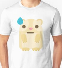Emoji Guinea Pig Big Sweat Unisex T-Shirt