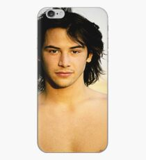 Keanu Reeves iPhone Case