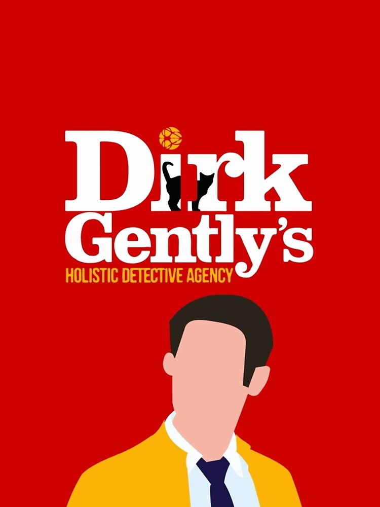Dirk Gently's Holistic Detective Agency by aidanbell