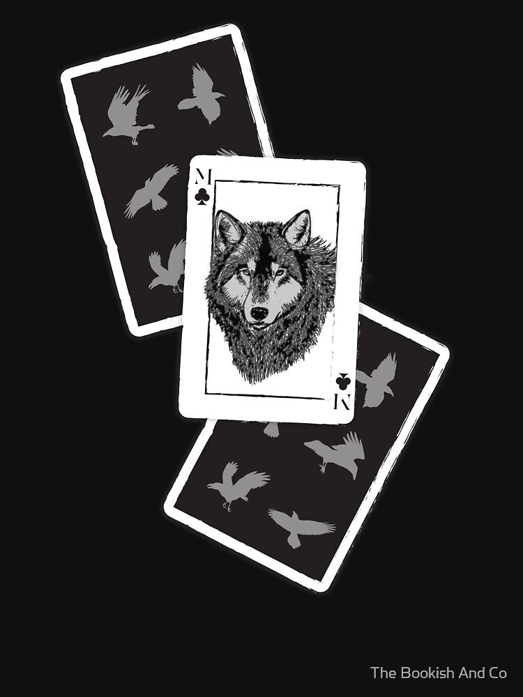 Matthias of Clubs - Seis de cuervos de isabellarrazola
