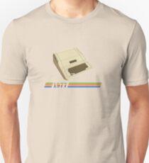 History of Computer Gaming - Apple II T-Shirt