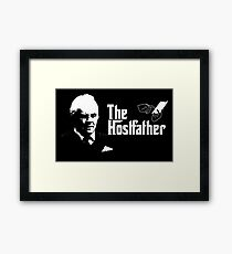 The Hostfather Framed Print
