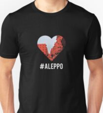 #Aleppo Awareness for Aleppo  Unisex T-Shirt