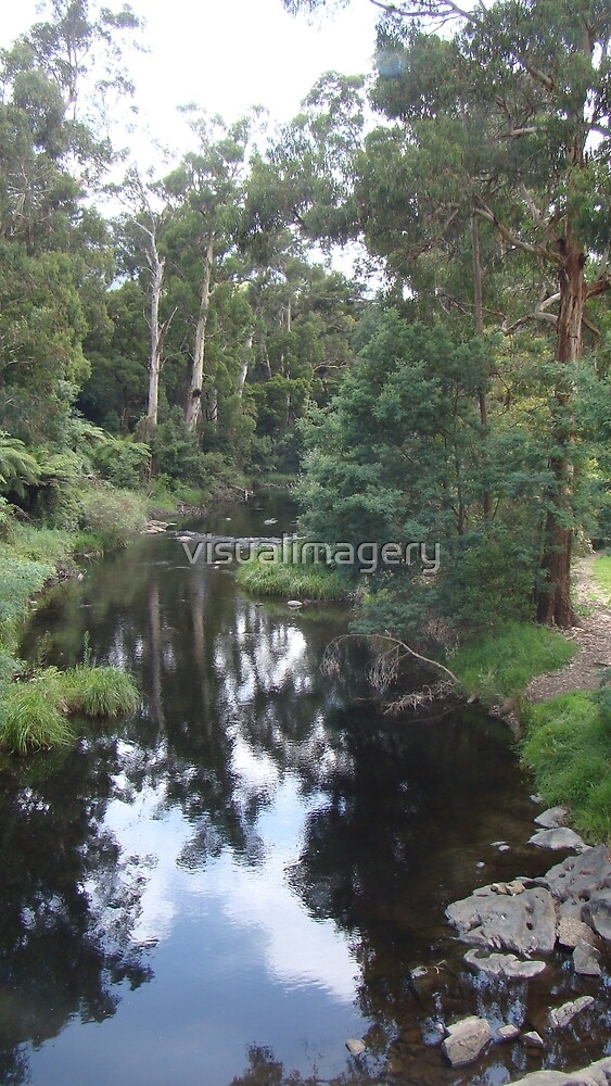 Yarra River by visualimagery