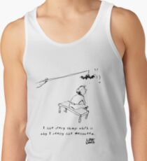 Little Lunch: The Halloween Horror Story Tank Top