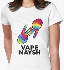 Vape Naysh - Tie Dye - Shirt Women's Fitted T-Shirt