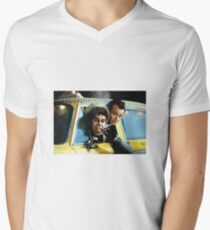 Scrooged Men's V-Neck T-Shirt