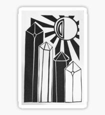 Rays Sticker