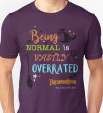 Halloweentown - Normal Unisex T-Shirt