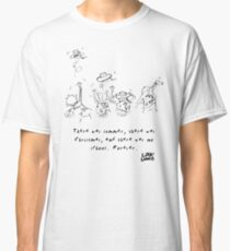 Little Lunch: The Nightmare Before Graduation Classic T-Shirt
