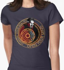 Doctor Strange Womens Fitted T-Shirt