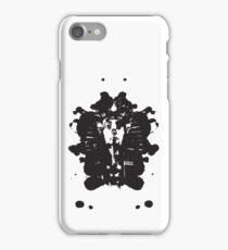 Inkblot Pharaoh  iPhone Case/Skin