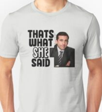 The Office - That's What She Said T-Shirt