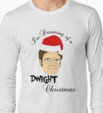 Dwight Christmas  Long Sleeve T-Shirt