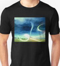 """Tornado"" Hear me roar Unisex T-Shirt"