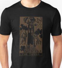 The Tower Tarot T-Shirt