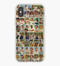Baseball Card Dreams - 1952 iPhone Case