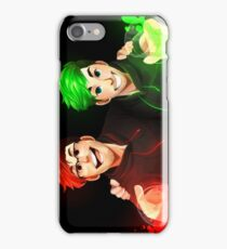 Septiplier - Glow iPhone Case/Skin