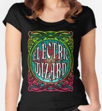 STONER DOOM ELECTRIC WIZARD Women's Fitted Scoop T-Shirt