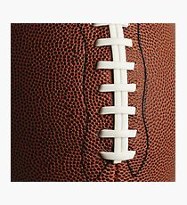 Football Photographic Print