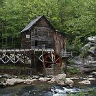 Grist Mill XXI by Lisawv