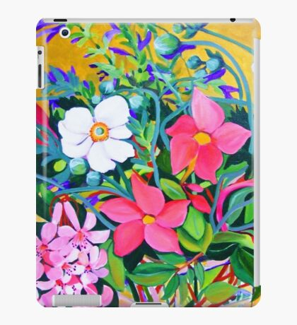 Floral Still Life iPad Case/Skin
