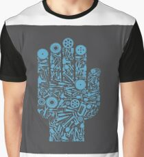 Hand the tool Graphic T-Shirt