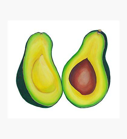 Avocado  Photographic Print