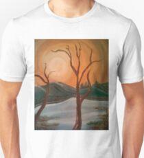 Autumn Sky Unisex T-Shirt