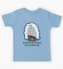 I live to let you shine. Kids Clothes