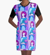 Forever Graphic T-Shirt Dress