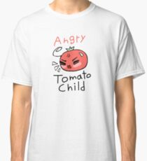 Angry Tomato Child [HETALIA] Classic T-Shirt
