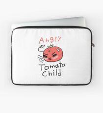 Angry Tomato Child [HETALIA] Laptop Sleeve