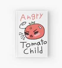Angry Tomato Child [HETALIA] Hardcover Journal