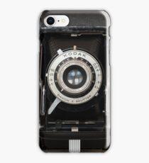 Vintage Kodak 620 camera iPhone Case/Skin