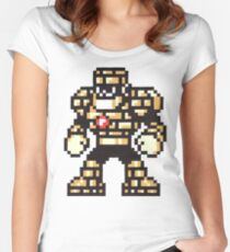 stone man Women's Fitted Scoop T-Shirt