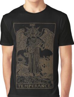Temperance Tarot Graphic T-Shirt