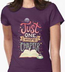 Ein weiteres Kapitel Tailliertes T-Shirt für Frauen