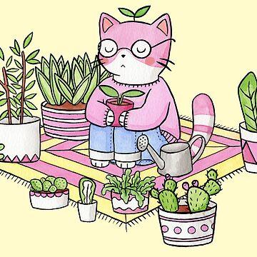 Cacti Meditation by clockworkkite