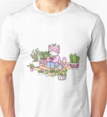 Cacti Meditation Unisex T-Shirt